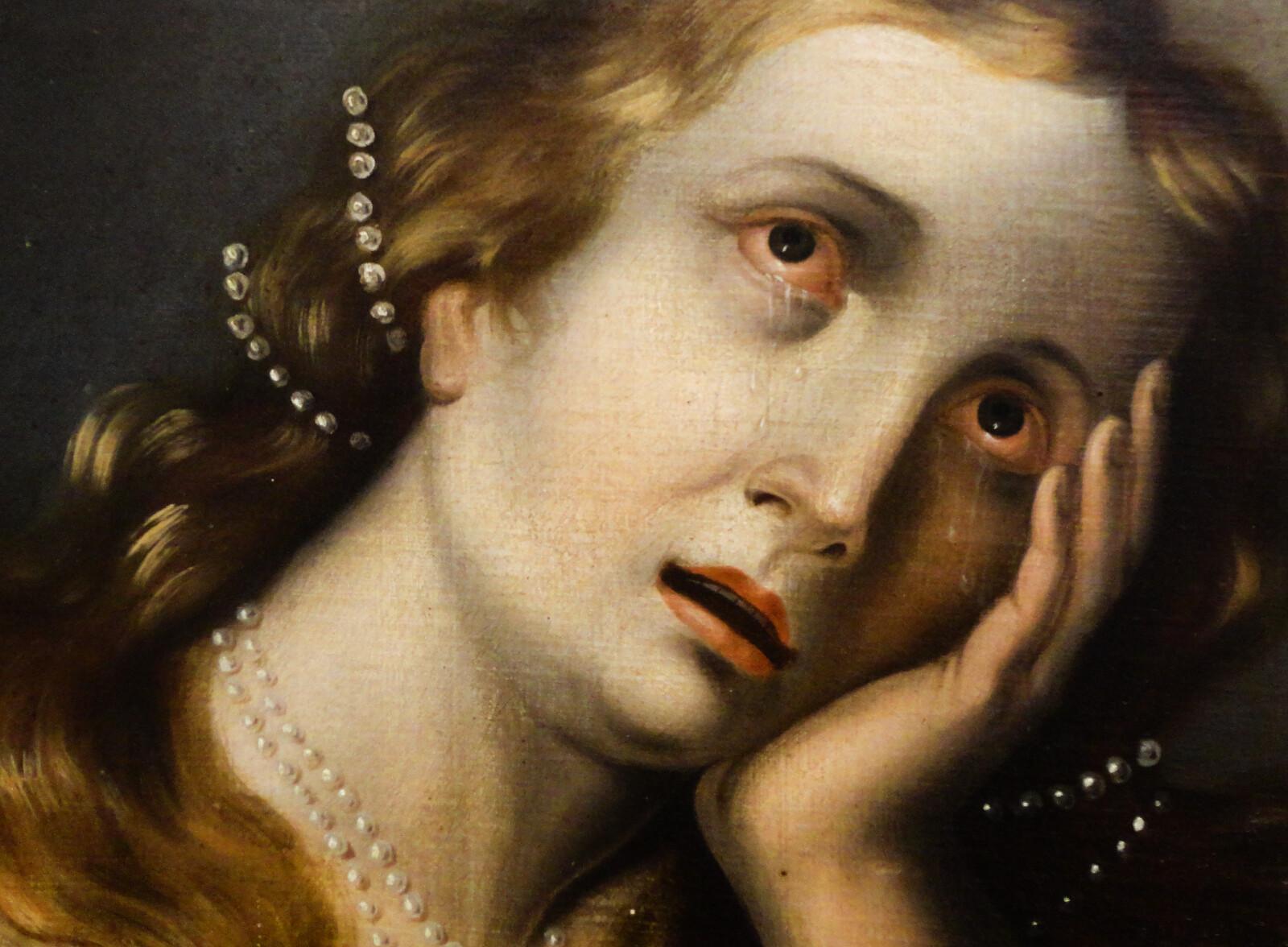 Św. Maria Magdalena - Juan Tinoco, Public domain, via Wikimedia Commons