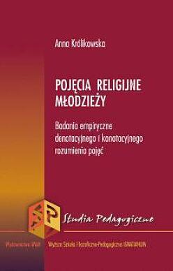 Pojęcia religijne młodzieży