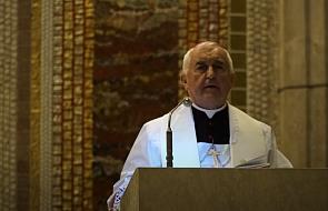 Nuncjatura Apostolska wydała komunikat ws. procesu bp. Jana Szkodonia