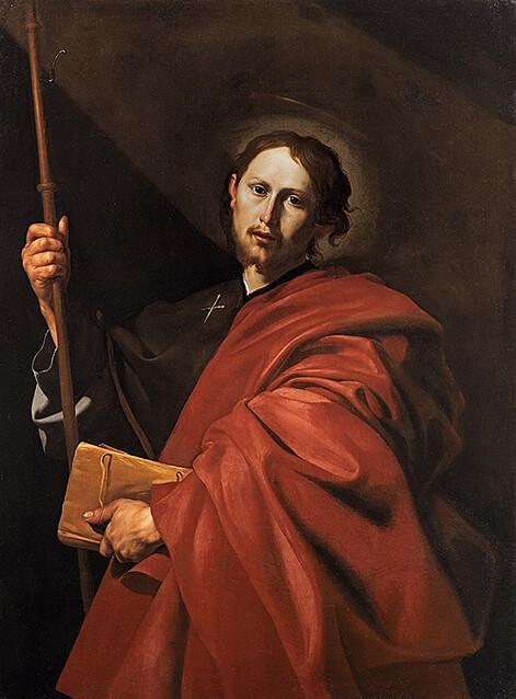Św. Jakub Większy - Jusepe de Ribera, Public domain, via Wikimedia Commons
