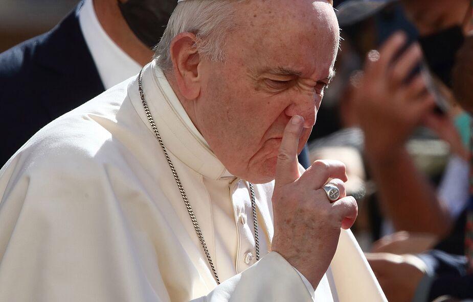 Franciszek ostrzegał, że w takich sytuacjach w Kościele powstają sekty