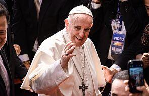 Papież pozdrowił uczestników Olimpiady w Tokio