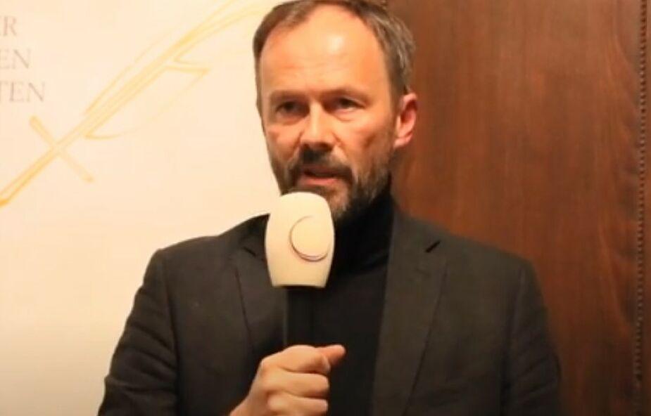 Nie żyje jezuita o. Bernd Hagenkord