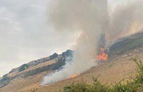 Włochy: pożary na Sardynii to katastrofa bez precedensu