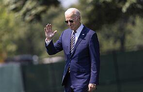 Joe Biden spotkał się ze Swiatłaną Cichanouską. Komentatorzy: to historyczne spotkanie