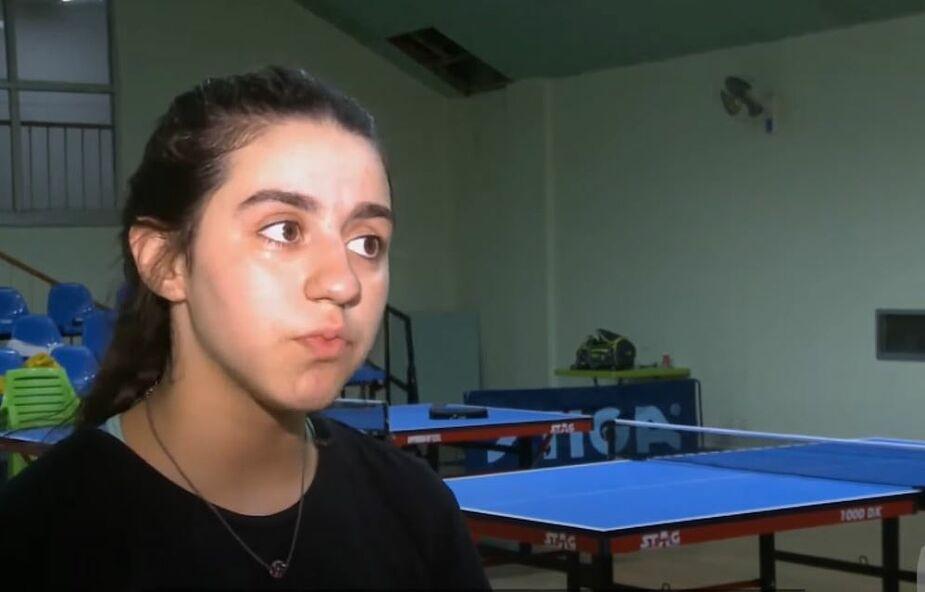"""Najmłodsza uczestniczka Igrzysk to 12-letnia Syryjka. """"Jest bohaterką"""""""