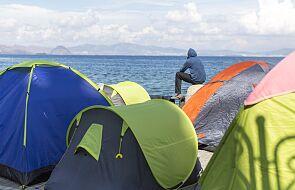 Włochy. 17 łodzi z migrantami dotarło na Lampedusę