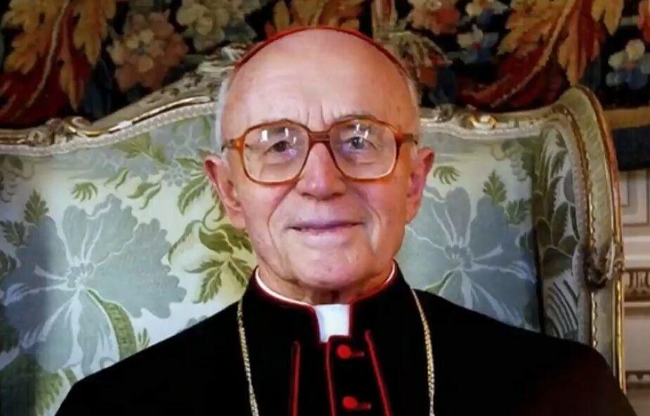 Rzym. Nie żyje kardynał Albert Vanhoye SJ