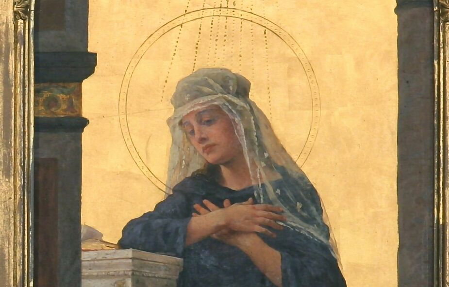 Maryja. Panna z dobrego domu
