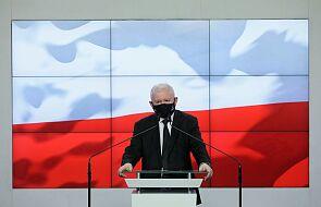 """Jarosław Kaczyński ponownie prezesem PiS. """"To moja ostatni kadencja"""""""