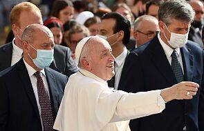 W lipcu nie będzie audiencji papieża Franciszka