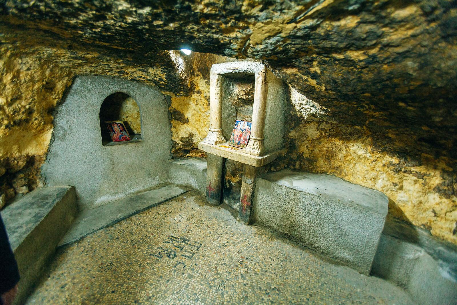 Jerozolima, dom Joachima i Anny, uznawany za miejsce narodzin Maryi (fot. Rostislav Ageev/depositphotos.com)