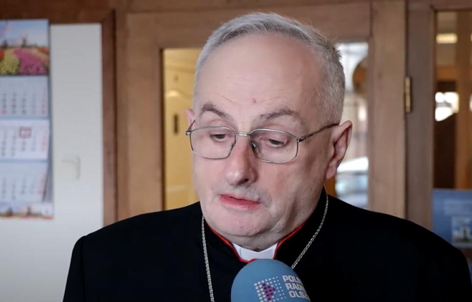 Bp Jezierski wypowiedział się na temat szczepień