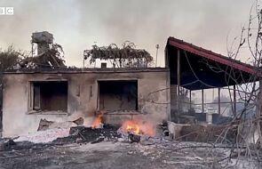 Pożary w Turcji. Kilka miejscowości turystycznych jest zagrożonych