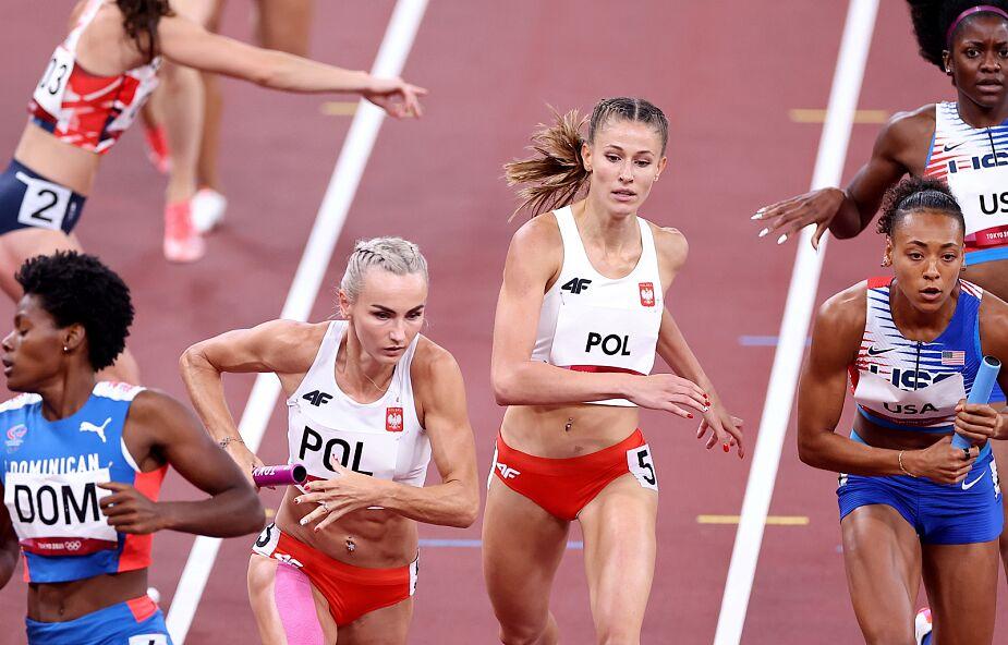 Tokio 2020. Polska sztafeta mieszana zdobyła złoty medal