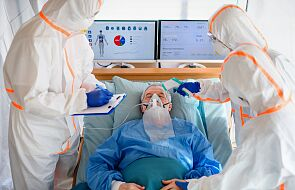 Ekspert: na COVID-19 umierają głównie osoby niezaszczepione