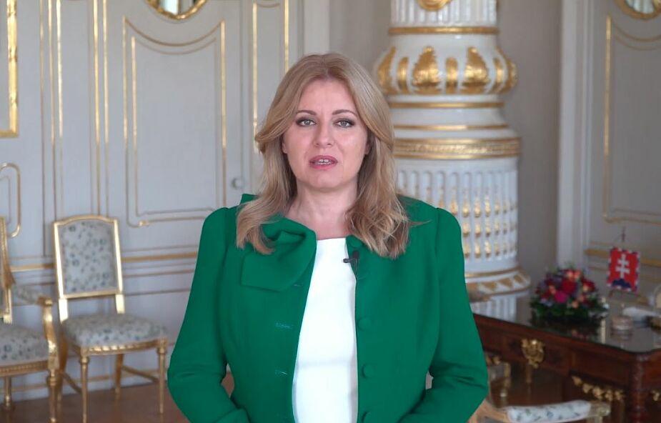"""""""Przesłanie pojednania i nadziei"""". Prezydent Słowacji odniosła się do zapowiedzianej wizyty Franciszka"""