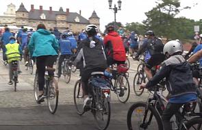 Rozpoczęła się rowerowa pielgrzymka na Jasna Górę