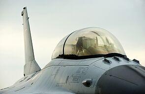 Tureckie samoloty wylądowały w Polsce. Będą służyć NATO