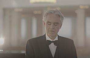 """Andrea Bocelli. """"Wierzę w Tego, który stworzył świat"""""""