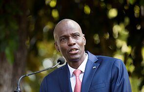Zamordowano prezydenta Haiti