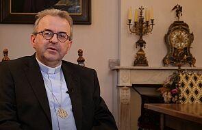 Biskup jednej z diecezji w Holandii ma nowotwora mózgu