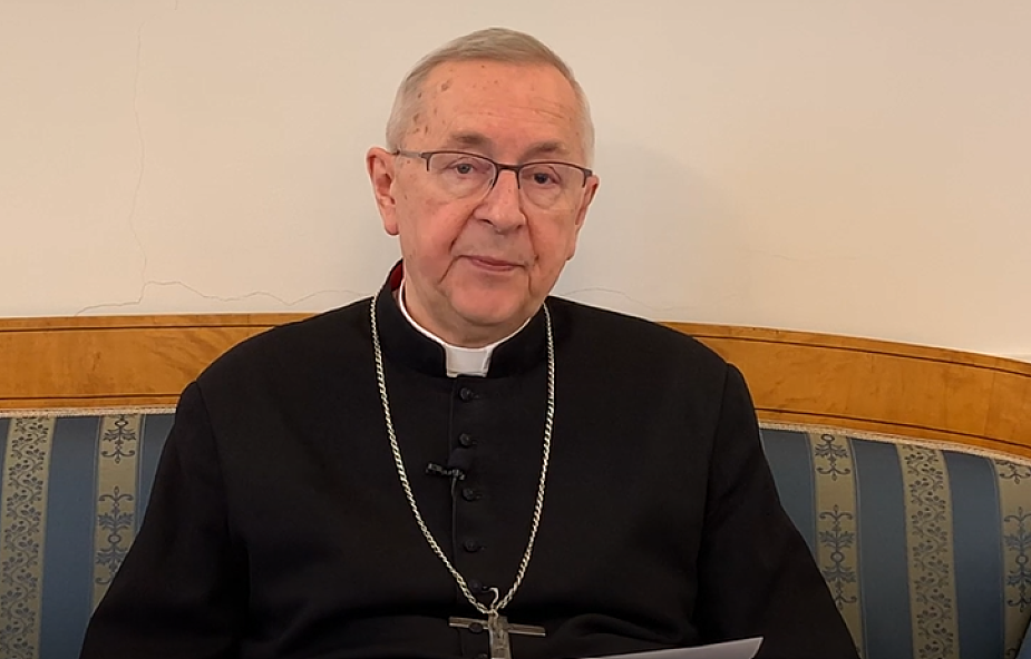 """Gądecki: """"Kościół wspiera wszystkich, którzy chcą się zaszczepić"""""""