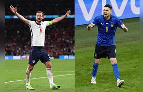 Anglia i Włochy zagrają w finale Euro 2020