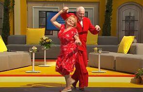 """""""Zapomnij o codziennym stresie i tańcz!"""". Ta para 70-latków wie, ile szczęścia daje taniec"""