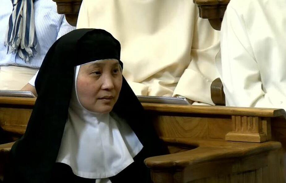 """Była protestantką, teraz została dominikańską mniszką. """"Zawsze szukała Boga"""""""