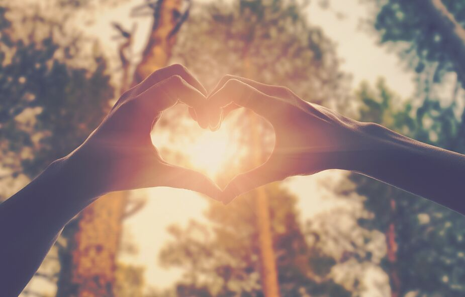 Ze świata możemy zabrać tylko miłość