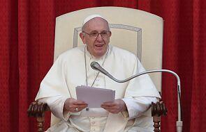 Papież pozdrowił wszystkich Polaków pielgrzymujących na Jasną Górę