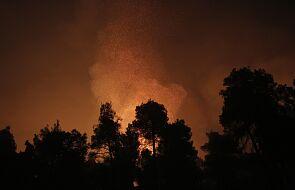 Grecki Peloponez walczy z 10-kilometrowym frontem ognia. W Turcji pożary opanowane