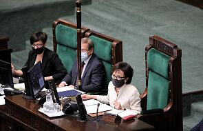 Sejm odrzucił wniosek o odroczenie posiedzenia do 2 września
