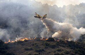 Włochy. Sanktuarium Matki Boskiej Górskiej zagrożone przez pożary