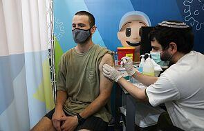 Izrael. Zaczęło się podawanie trzeciej dawki szczepionki przeciw Covid-19 dla 50-latków