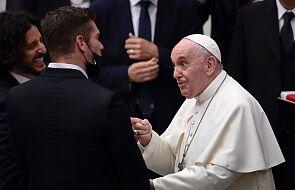 Franciszek: jakie to smutne, kiedy duchowni nie mają poczucia humoru i biorą wszystko na serio