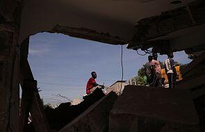 Nowe ofiary śmiertelne trzęsienia ziemi na Haiti