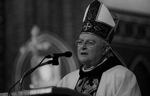 """Abp Hoser """"był niezłomny w tym co jest Boże, co jest zasadą wpisaną przez Boga w człowieka"""""""