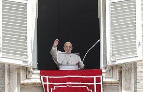 Papież do młodych: uczcie się od Maryi
