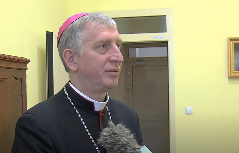 Bp Kasyna: dzięki pielgrzymce świadectwo wiary może być bardziej czytelne