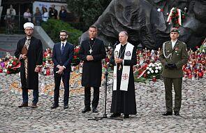 Międzyreligijna modlitwa na Cmentarzu Powstańców Warszawy