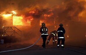 Śląskie. Trzy ofiary pożaru domu jednorodzinnego w Orzeszu