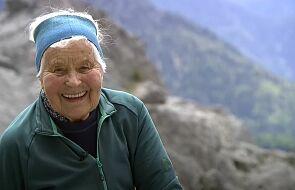Ma 89 lat i kocha wspinaczkę górską. Wspina się kilka razy w tygodniu