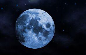"""""""Niebieski księżyc"""" już w niedzielę. Wyjątkowe zjawisko jednak zagrożone"""