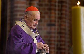 Kard. Nycz będzie przewodniczył mszy, którą odprawią księża wyświęceni przez kard. Wyszyńskiego