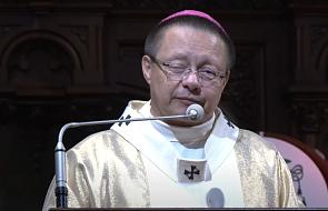"""Abp Ryś. """"Kościół znaczy: wspólnie i w drodze"""""""