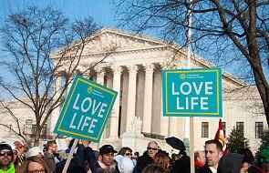 Coraz więcej amerykańskich miast protestuje przeciwko aborcji