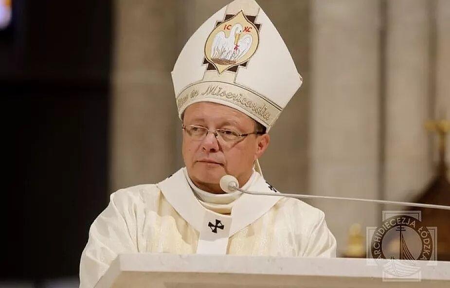Abp Ryś: łatwo nam ominąć Jezusa, gdy przychodzi nagi, głodny, bezdomny...