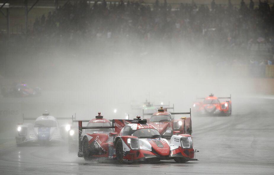 24 Le Mans. Awaria samochodu na ostatnim okrążeniu pozbawiła Kubicę wygranej